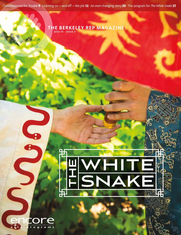 Berkeley Rep: The White Snake