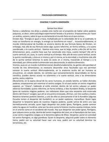 chacras y la cuarta dimension by Comunicación Himalaya - issuu