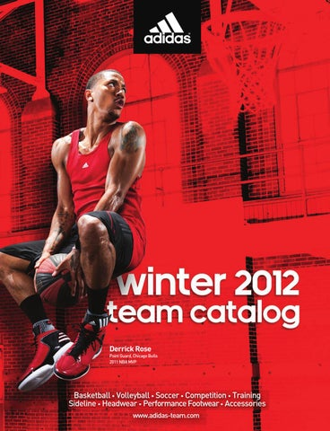 dce69c9eb76 Kollegetown Adidas 2012 Winter Team Catalog by Kollegetown - issuu