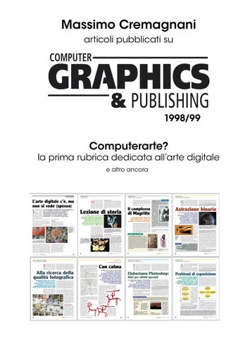 331f13bb8b Computer Graphics & Publishing - estratto by Massimo Cremagnani - issuu