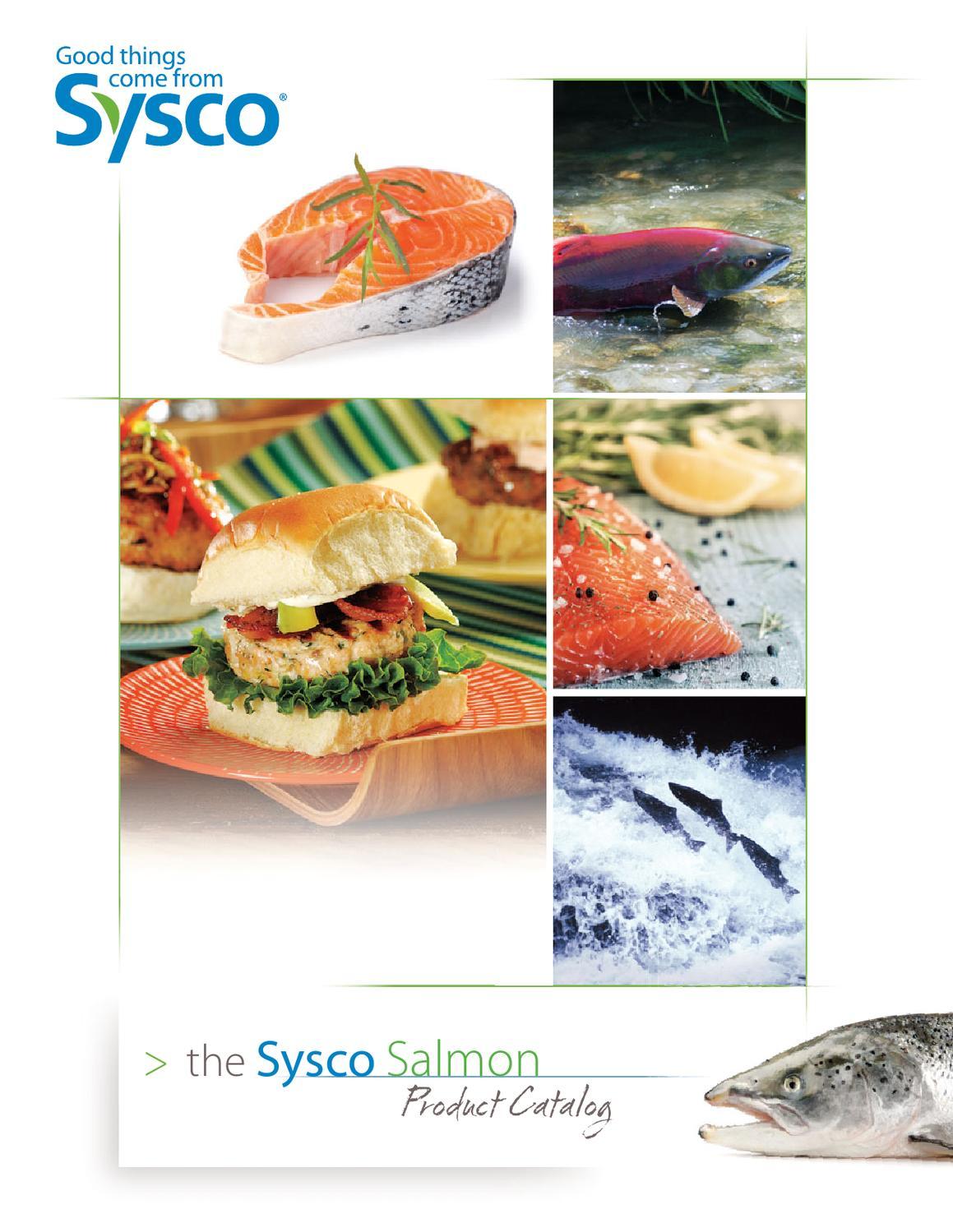 Sysco salmon catalog by sysco hampton roads issuu ccuart Choice Image