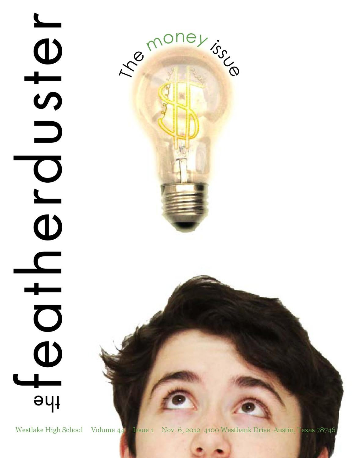 The money issue by Featherduster Westlake - issuu
