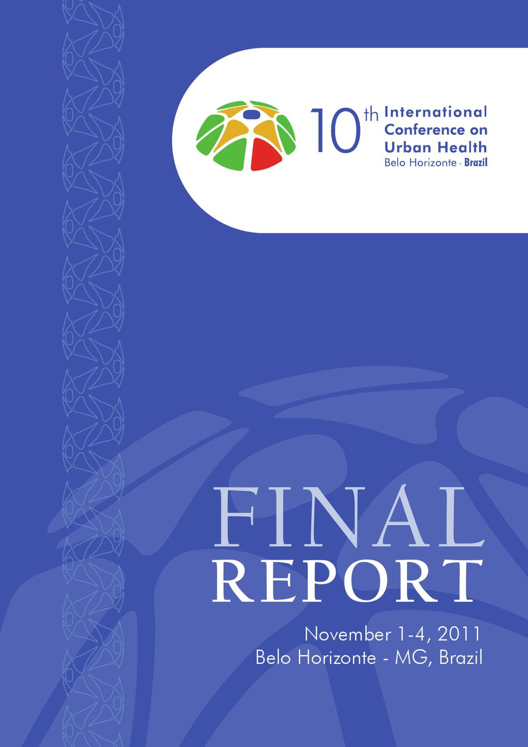 Icuh 2011 final report by osubh observatory for urban health issuu fandeluxe Gallery