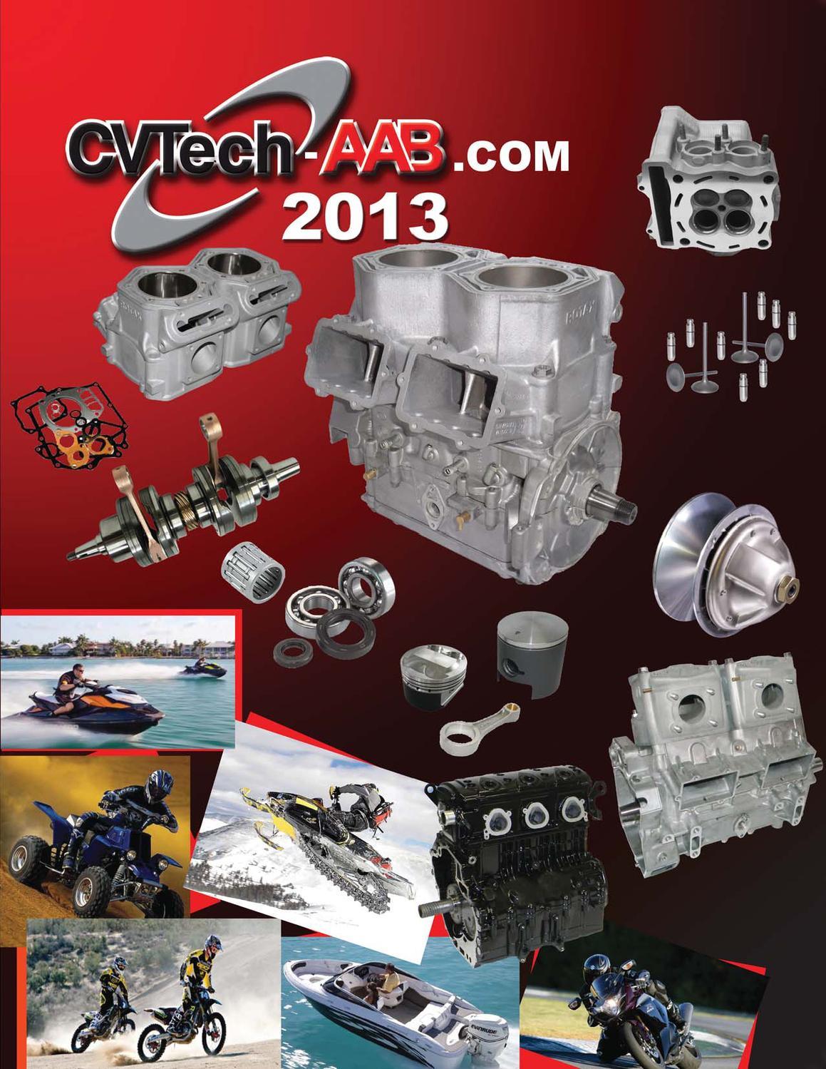 Kit de reconstruction dembrayage pour Polaris Sportsman Predator Scrambler 90 2 temps ATV