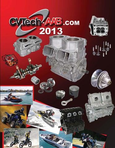 CVTech AAB Catalog 2013 by Alain Gosselin - issuu