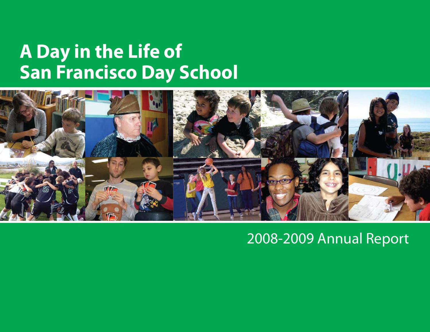 Spazio Italiano San Francisco sfdsannualreport_0809_0 by san francisco day school - issuu