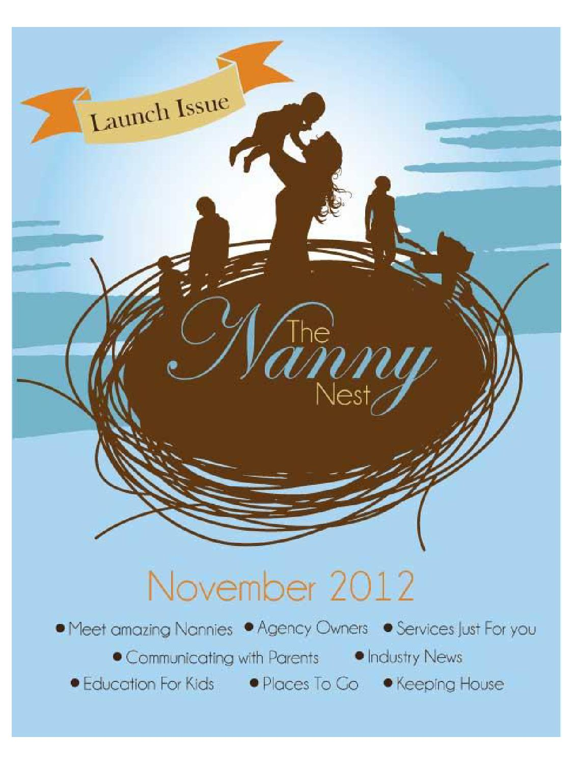 our first exceptional nanny philippa christian the nanny nest launch issue nov 2012 4 years ago kidzbizzdevelopment