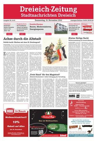 DZ_Online_046_B by Dreieich-Zeitung/Offenbach-Journal - issuu