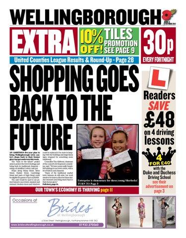 31102012 Wellingborough by Extra Newspapers issuu