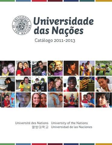 universidade das nações catálogo em português by jocum brasil issuu4823 Curso De Doula Rj #12