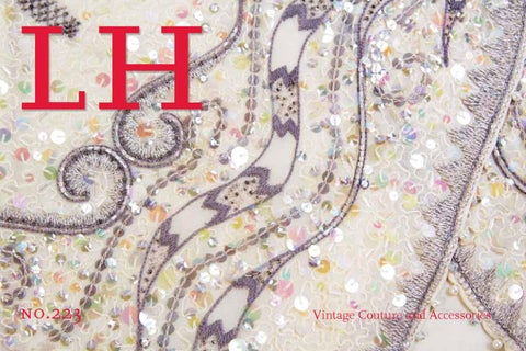 70be92940b22 Sale 223: Vintage Couture and Accessories by Hindman - issuu