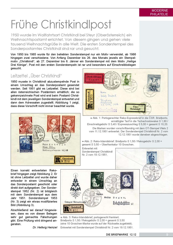 Die Briefmarke 122012 By Mona Calander Issuu