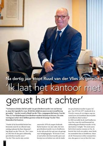 Seuren Van Der Vlies.Bedrijvig Oss Editie 81 2012 By Uitgeverij Talvi Issuu