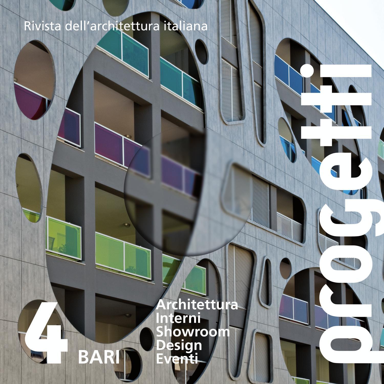 Progetti bari 4 by raffaella brindicci issuu for Numero abitanti di bari