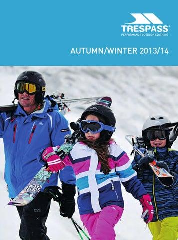 82265e33d8 Trespass Autumn Winter 13 14 Brochure by Trespass - issuu