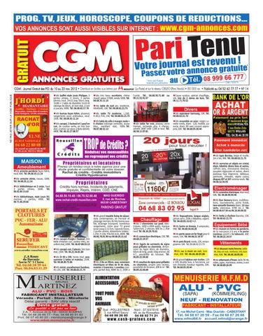 CGM N°14 Journal Gratuit Perpignan by LE JOURNAL CATALAN - issuu