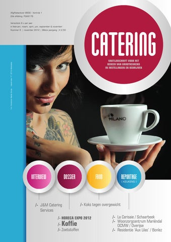 catering112012nl by evolution media group issuu