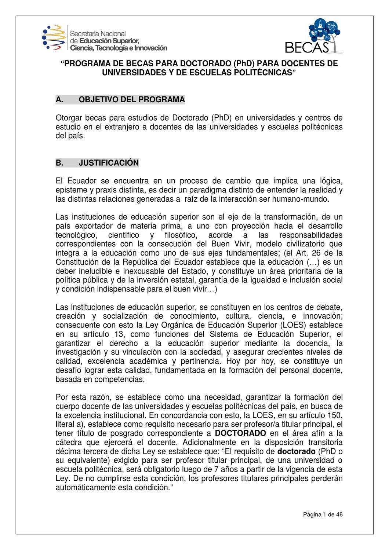 Becas Docentes by Sistema de Becas sistemabecas - issuu