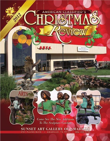 American Classifieds Christmas Review 2012 Amarillo Tx