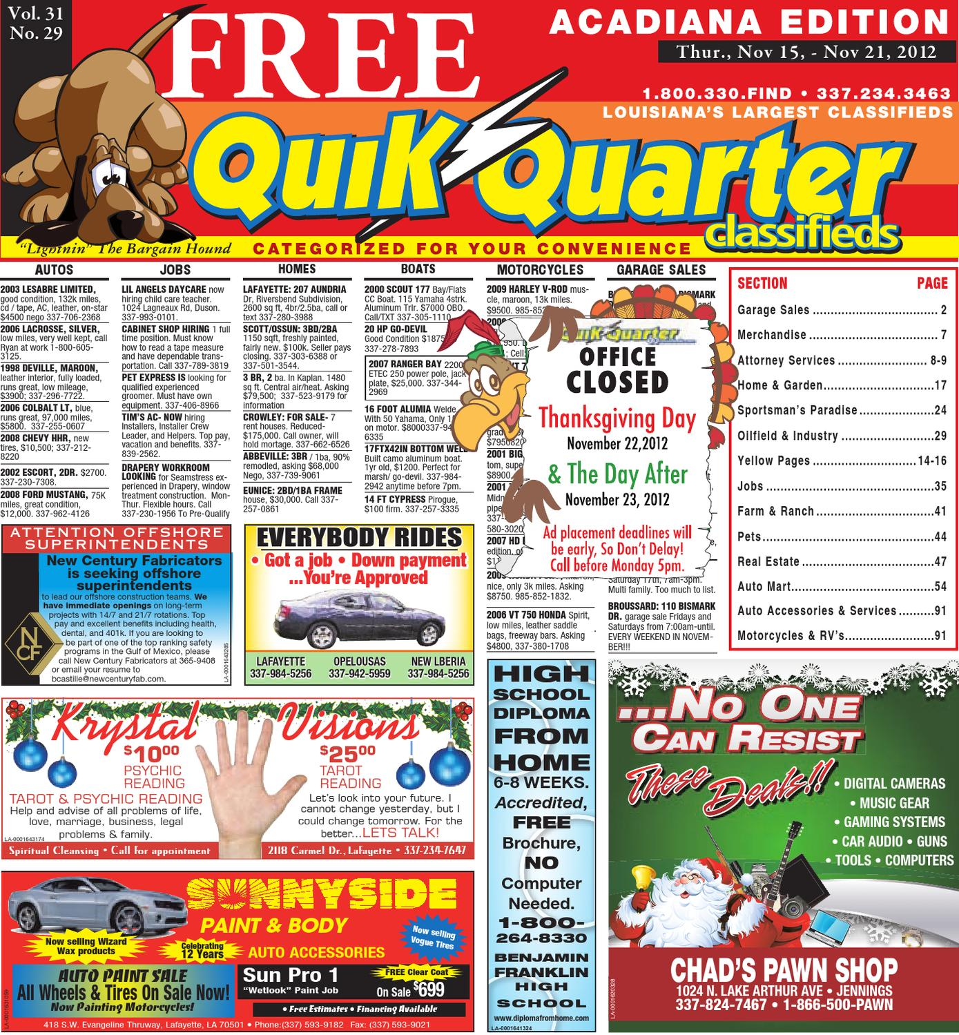 QQ Acadiana by Part of the USA TODAY NETWORK - issuu 970dc1a65