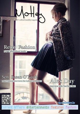 5ae3c7c65cdff8 Motley Issue 3 2012 by Motley Magazine - issuu