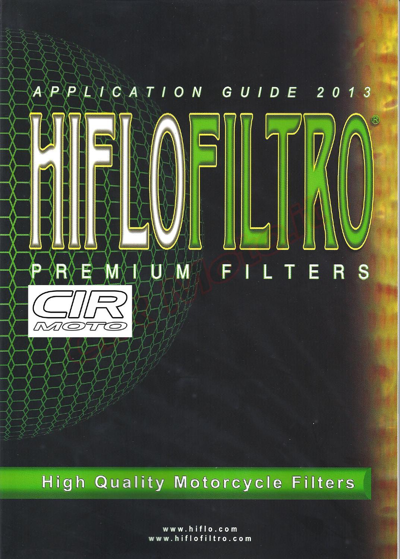 Air Filter For 2012 Yamaha FZS1000 FZ1 Street Motorcycle~Hiflofiltro HFA4917