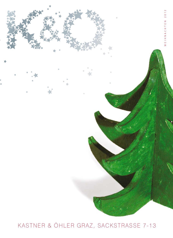Kastneramp; Öhler Weihnachtsmagazin By 2012 xrdBoCWe