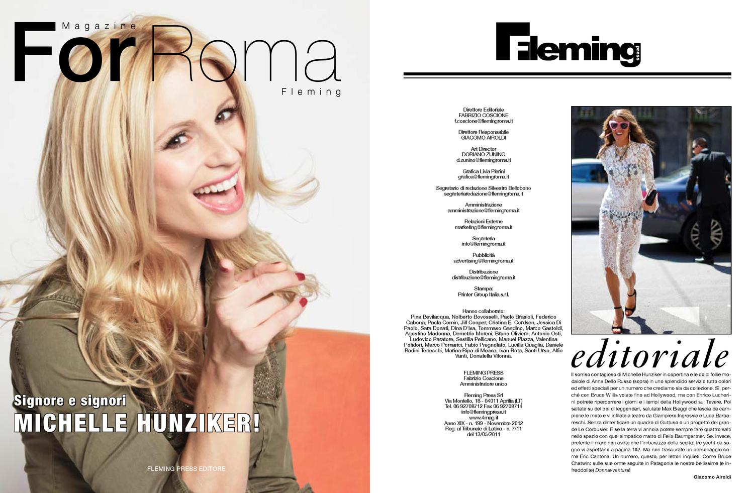 For Roma Fleming novembre 2012 by 4mag magazine - issuu c58d746f61c