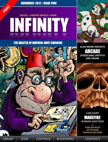 INFINITY #2 | Digital Graphic Novels and Digital Comics by