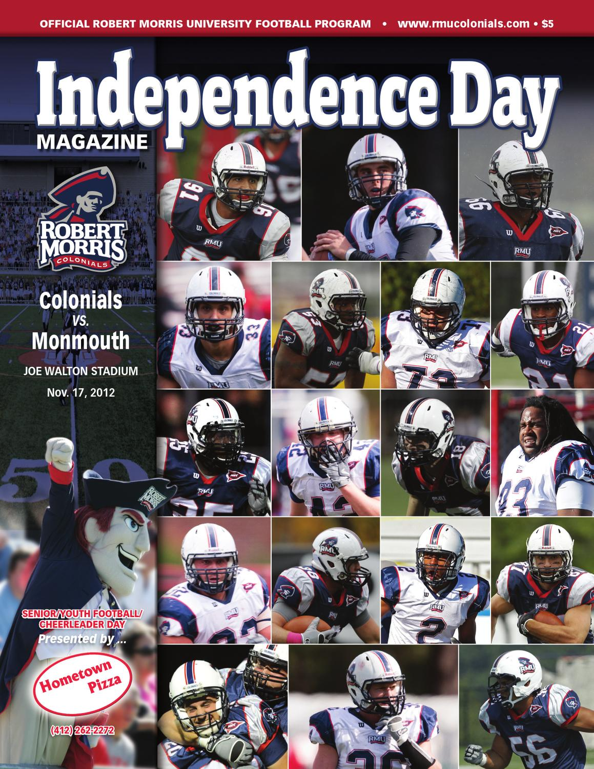 Independence Day Magazine (11/17/12) by Robert Morris ...