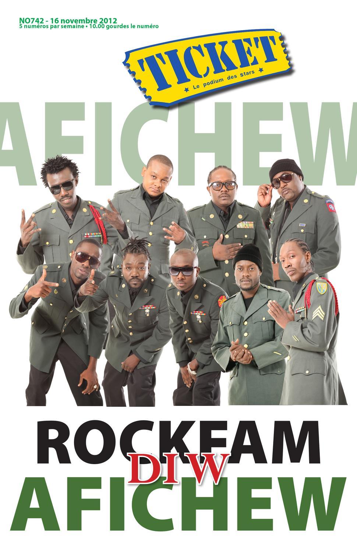 ALBUM AFICHEW TÉLÉCHARGER ROCKFAM