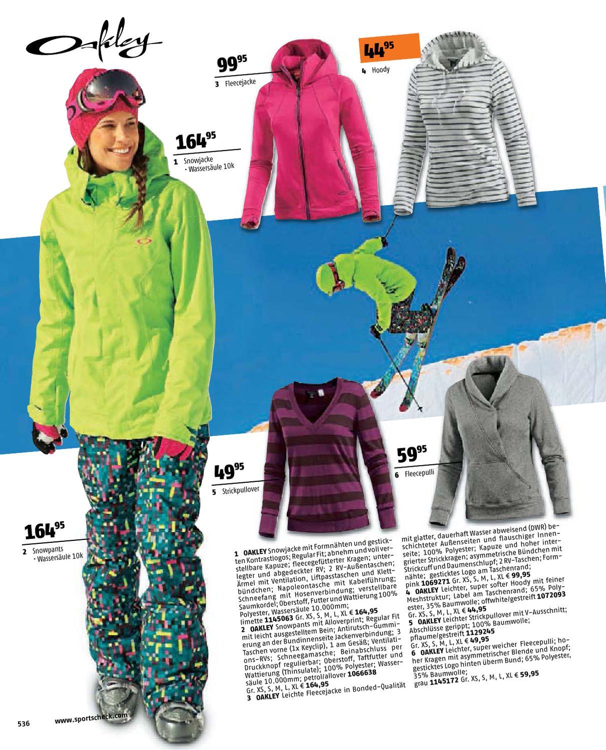 SportScheck Зима 201213 by katalog de.ru заказ одежды