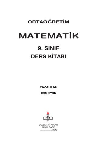 Faruk Bostan Matematik By Ali Oztas Issuu