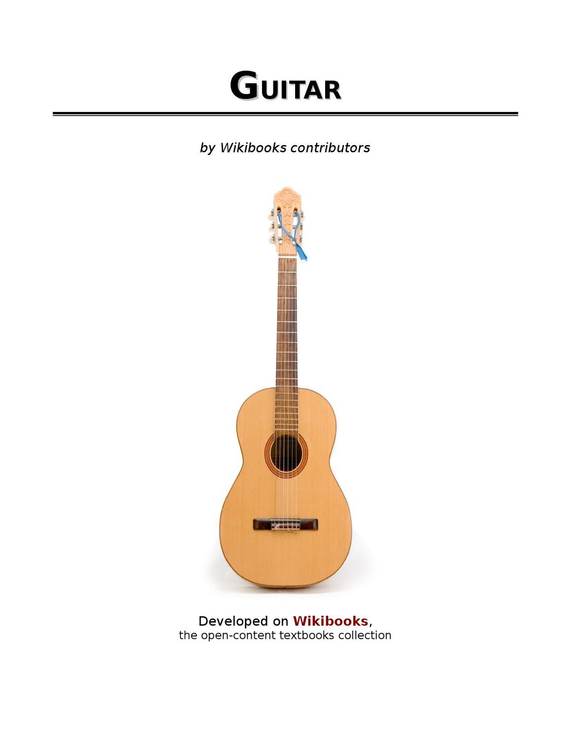 Guitar By Kelly Jelena Getz Issuu