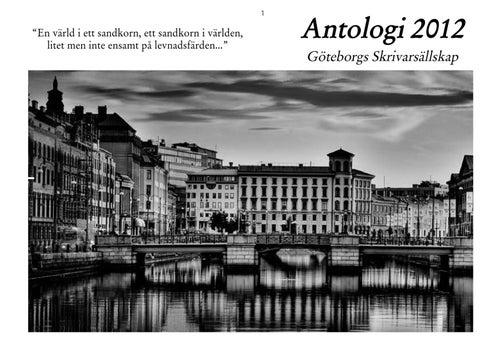 Antologi 2012 by Christian Lanciai - issuu 7fbcdd6243d9e