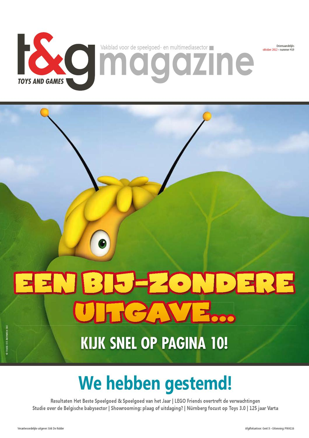 Tgmagazine19nederlands By Leo Bvba Issuu