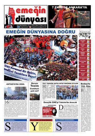 Ed 17 Ekim 2012 By Sol Yayin Issuu