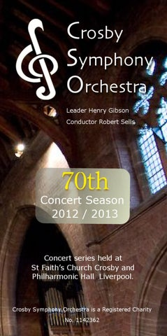 cso yearly flyer 2012 13 by tony lucas issuu