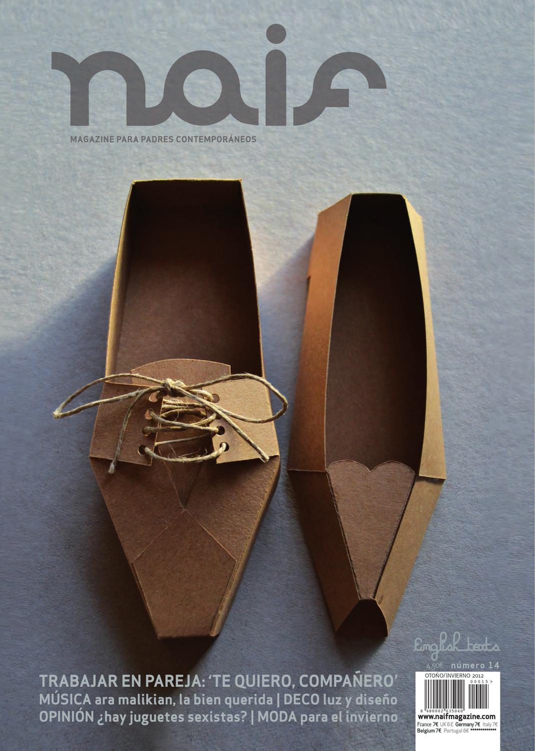 Naif Magazine 14 Oto O Invierno 2012 La Horma De Tu Zapato By  # Muebles Butrageno