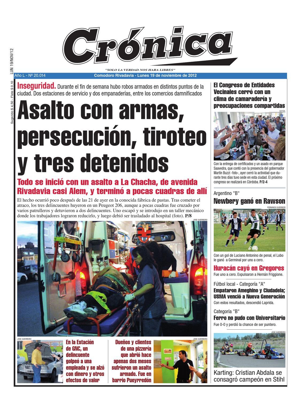355399c2cccbd8e8384a35ce88294520 by Diario Crónica - issuu