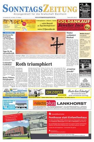 Len An Dachschrä sonz 18 11 2012 by sonntagszeitung issuu