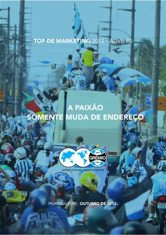 TOP DE MARKETING 2012 - ADVB RS ff8ee75f8aa60