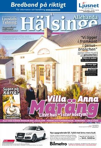 52b8af0ae94 Hälsinge Allehanda nr 11 / 2012 by Hälsinge Allehanda - issuu