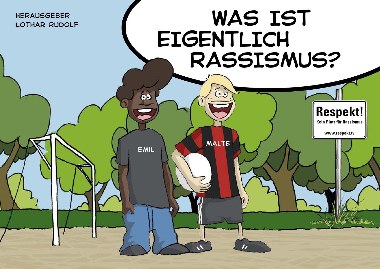 Rassismus Lustig