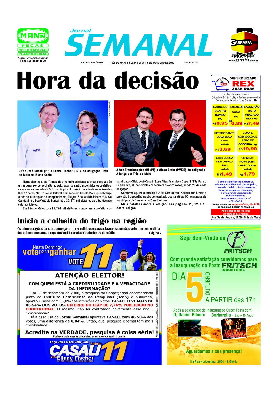 Jornal Semanal Ed 1226 by Semanal Jornal - issuu