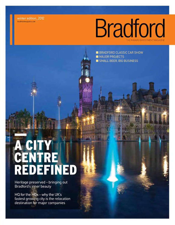 Bradford Issue 2 by 3Fox International Ltd - issuu