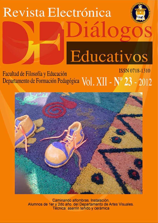 Diálogos Educativos 23 by UMCE - issuu