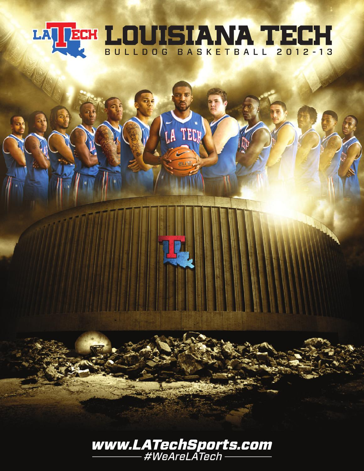 2012-13 Louisiana Tech Men s Basketball Media Guide by Louisiana Tech  Athletics - issuu 6c9437efe