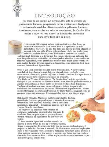 Manual da gastronomia le courdon bleu by marcelo nonato for Manual tecnicas culinarias