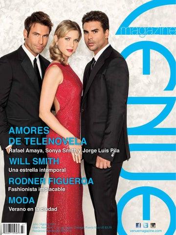 6735ec5f50 Venue Magazine - Julio   Agosto 2012 by Venue Magazine - issuu